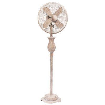 "Donny Osmond 16"" Oscillating Pedestal Fan"