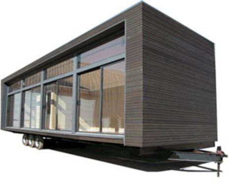 ravishing tiny trailer house. Trailer Chic  The Vision of Christopher Deam 31 best Single Wide images on Pinterest Small houses Tiny house