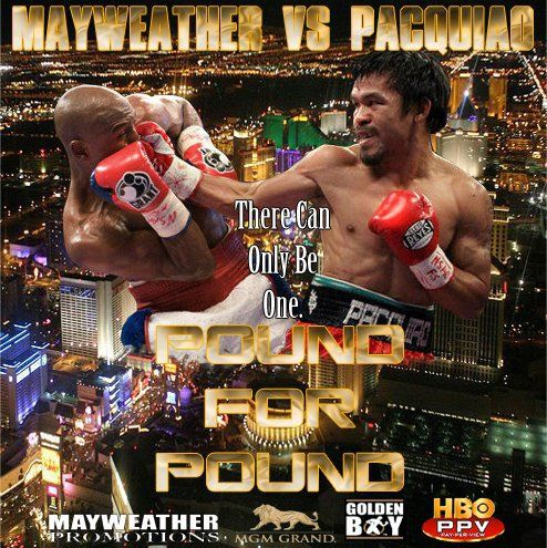 This Is A Very Big Opportunity for all boxing fans to watch Manny Pacquiao vs Floyd Mayweather Jr Live Stream Online Here. A big upcoming boxing match. The