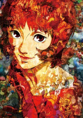 """""""Paprika"""" (パプリカ Papurika) es una película de Kon Satoshi. La doctora Atsuko Chiba a través de su alter-ego Paprika mediante el uso del Mini DC, intenta ayudar a la gente a tratar sus ansiedades introduciéndose en sus sueños. El problema comienza cuando roban el prototipo, donde Paprika entrará más aun en acción. Sin duda es muy recomendable, la imaginación se expande por todos los lados al verla. Una gran película para mí. =)"""