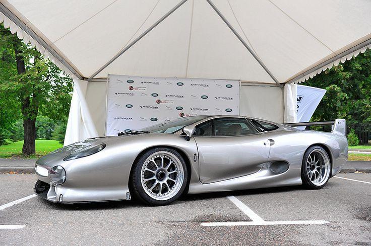 Jaguar XJ220 - LGMSports.com
