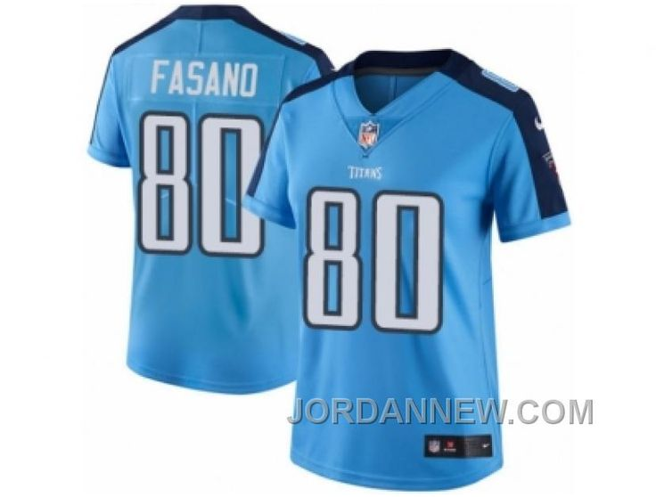 http://www.jordannew.com/womens-nike-tennessee-titans-80-anthony-fasano-limited-light-blue-rush-nfl-jersey-free-shipping.html WOMEN'S NIKE TENNESSEE TITANS #80 ANTHONY FASANO LIMITED LIGHT BLUE RUSH NFL JERSEY ONLINE Only 21.74€ , Free Shipping!