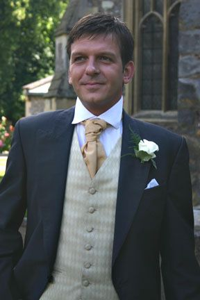 Midsomer Murders: Blood Wedding. Jason Hughes as Ben Jones on set