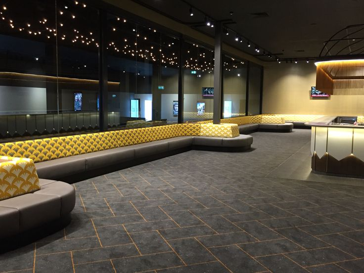 Gold Class at Event Cinema Pacific Fair