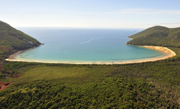 walks such as the Telegraph Track to the Wilsons Promontory Lighthouse ...