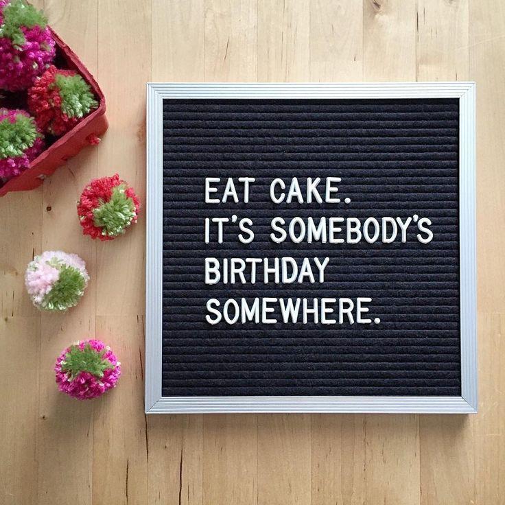 25+ Best Ideas About Birthday Captions Instagram On Pinterest