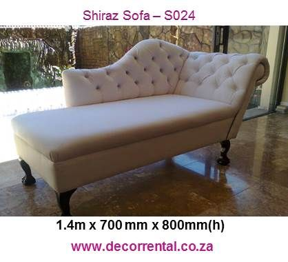Shiraz Chaise