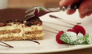 Famózne pudingové kocky so šľahačkou, najlepší dezert aký ste kedy jedli!   Báječný život