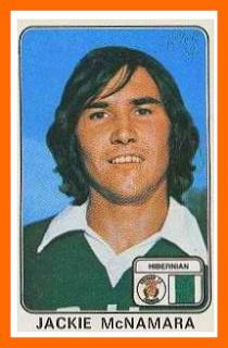 Jackie McNamara Hibs 1979