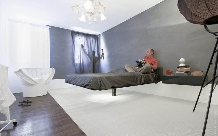 Fluttua Bed by Lago    parislagostorenet Furniture For The - cooles bett col letto wrapping bett lago