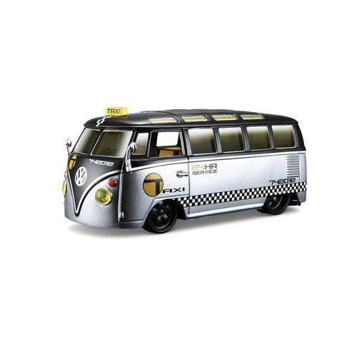 1963 Volkswagen Samba All Stars Taxi - 1:25 Die Cast - https://crowdz.io/product/1963-volkswagen-samba-all-stars-taxi-125-die-cast/?pid=J3DKY9WX9Z2YWJ2&utm_campaign=coschedule&utm_source=pinterest&utm_medium=Crowdz
