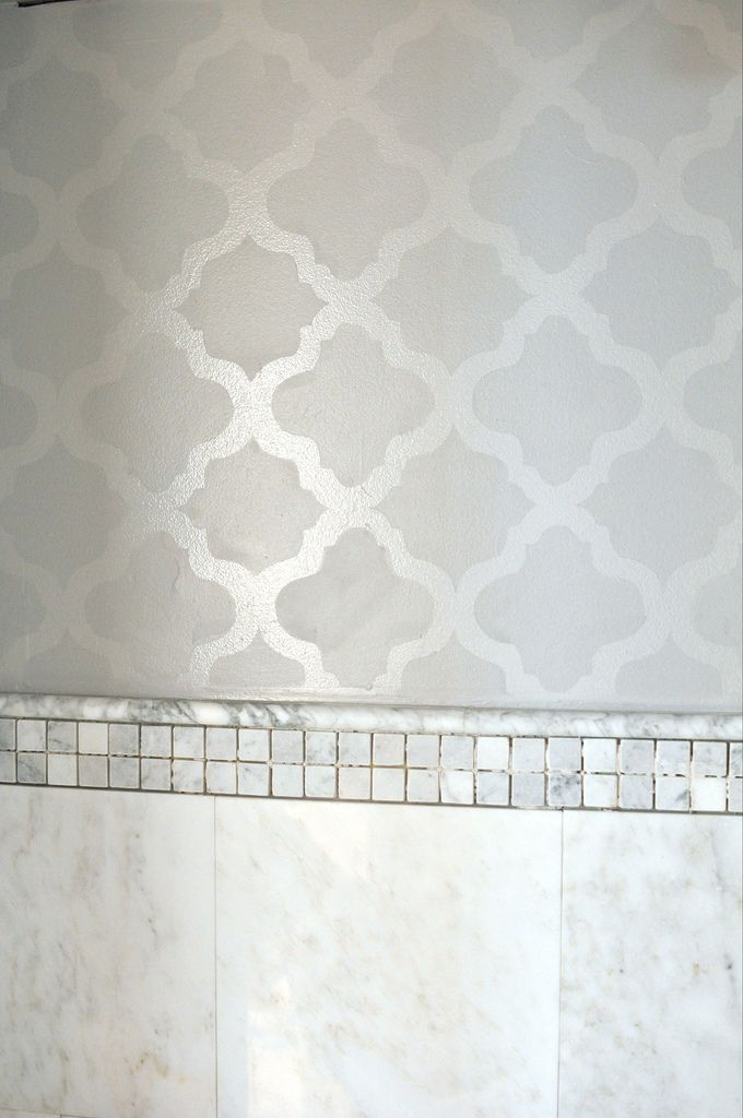 Stencils and Stenciling Ideas for Walls and More
