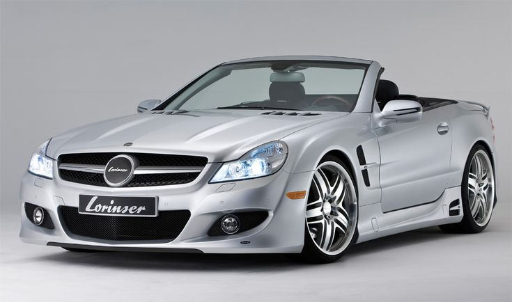 I wouldn't mind Mercedes if it looked like this