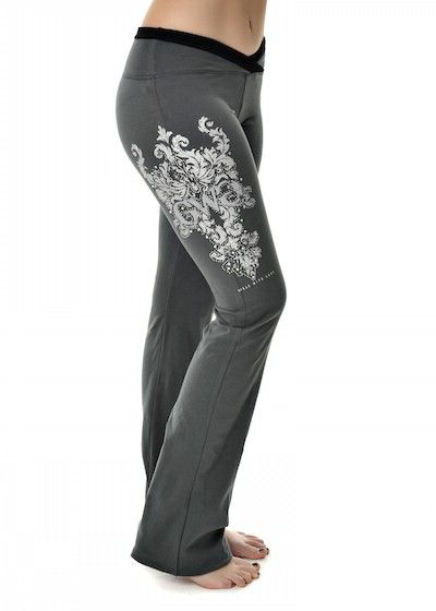 Girls With Guns Clothing Lounge Pants - Charcoal