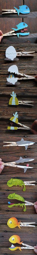 A cute little craft :). Diy