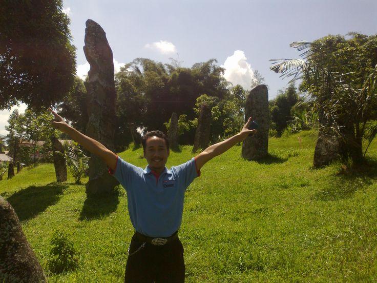 archaeological sites rante karassik @ tana Toraja South Sulawesi.