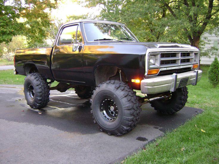 Lifted Dodge Trucks | joe_fenn's DodgePower Ram