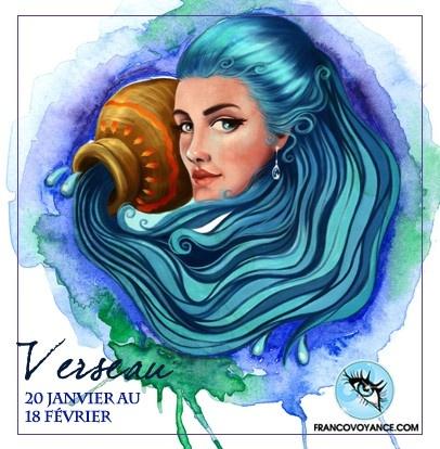 Horoscope du jour pour Verseau