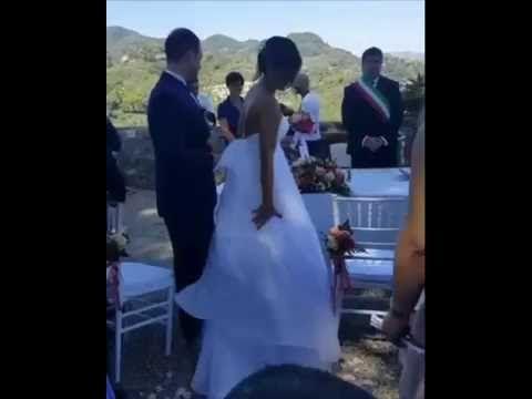 Grace and Hicham Wedding in Portofino.