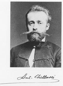 Antonín Chittussi (1. prosince 1847 Ronov nad Doubravou – 1. května 1891 Praha) -krajinář, žil ve Francii -tvořil v J.Čechách a na Vysočině ve Francii tvoří v duchu Barbizonské školy -čechách jsou častým motivem rybníky