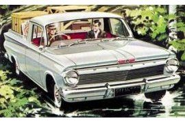 Australia - Holden EJ Utility 1962