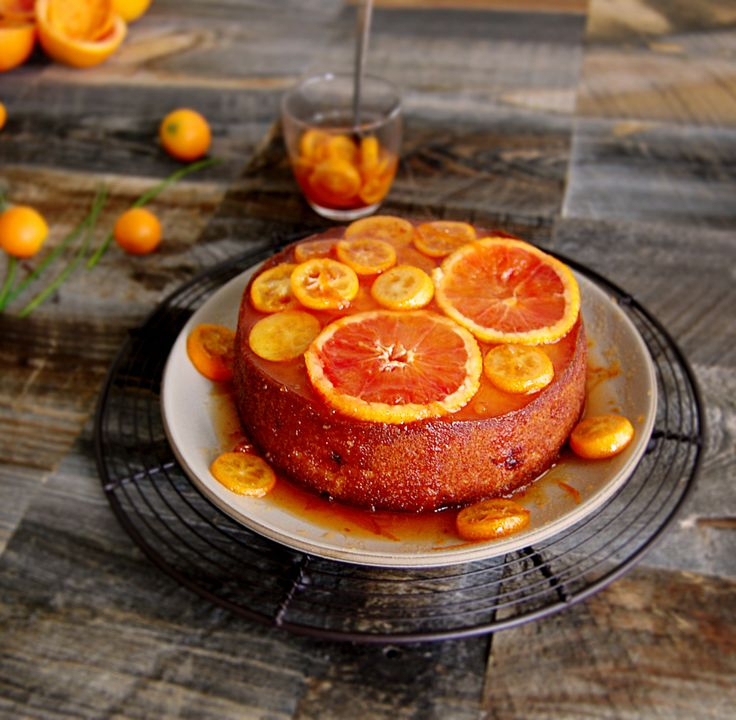 olive oil cake lemon olive oil cake olive oil cake with cherry compote ...