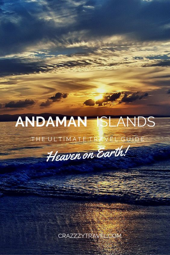 Have you heard of the Andaman Islands? This is definitely your next perfect #beach destination!  http://crazzzytravel.com/ultimate-guide-the-andaman-and-nicobar-island/