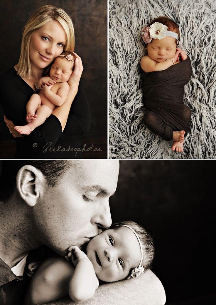 Peekaboo Photos-- inspiration for baby/kid/family photos