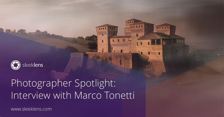 Welcome to another photographer spotlight interview! Marco Tonetti is a landsacpe photographer from Italy. Get to know all his tips and tricks!