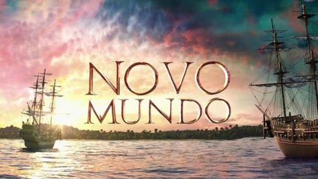 REDE ALPHA TV   : NOVO MUNDO   Cap. 019   12/04/2017   TV_GLOBO - Br...