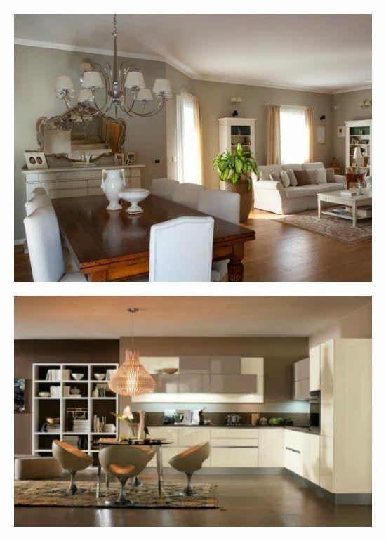 Oltre 25 fantastiche idee su cucina color tortora su - Idee x imbiancare casa ...
