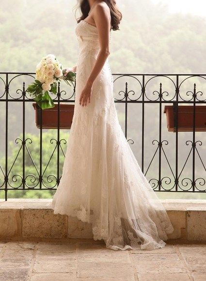 Robe de mariée White One Tango d'occasion