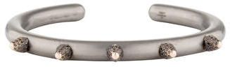 Ileana Makri Diamond Stud Cuff Bracelet