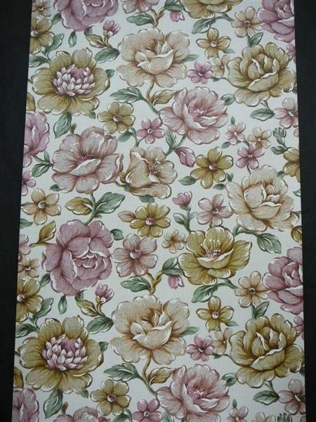 roze en geel bruine bloemen