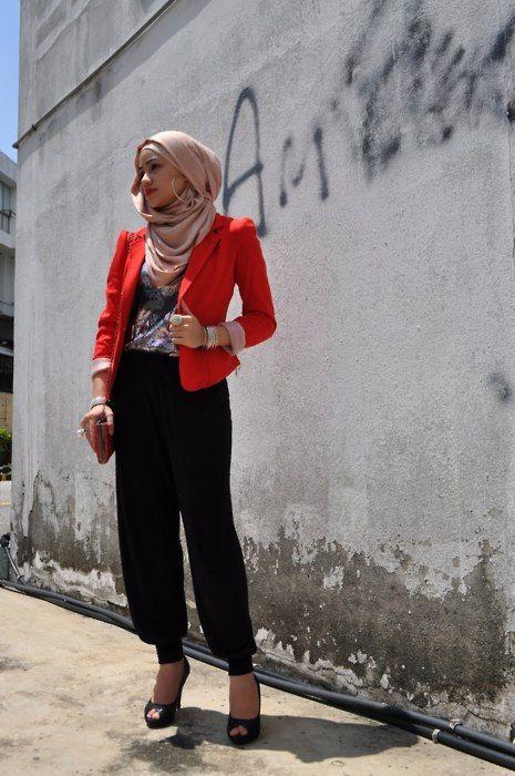 Stylish Hijabista