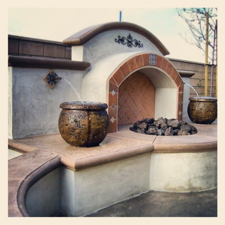 17 Best Ideas About Spanish Patio On Pinterest: 17 Best Images About Backyard Ideas