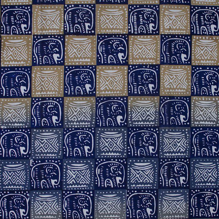 Elephant Headrest