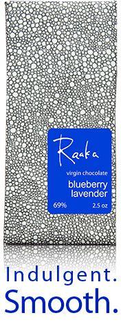 Raaka Chocolate Blueberry Lavender, Bryant Park, Whole Foods