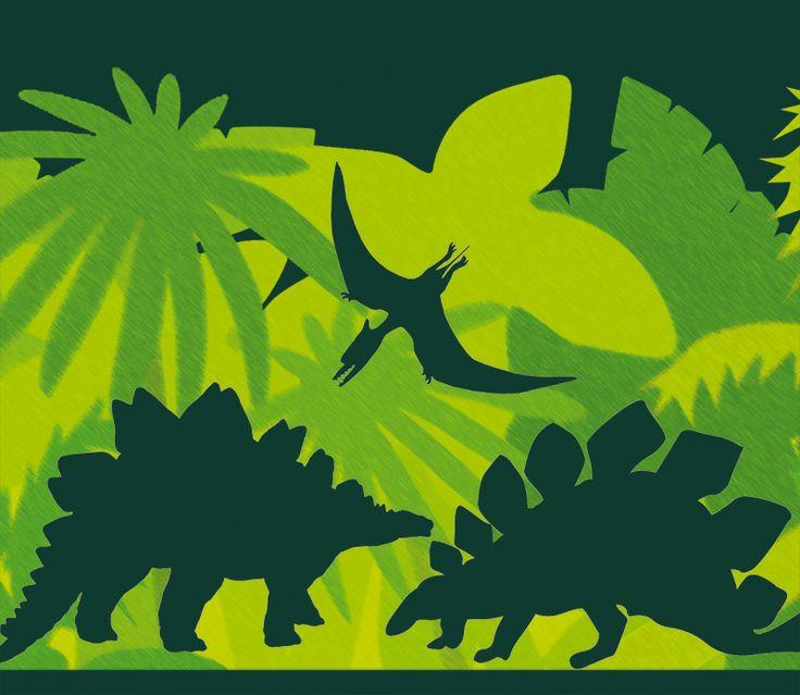 16 best Kinderzimmer Wandgestaltung • Dinosaurier für zu Hause ...