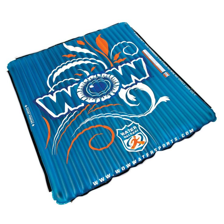 WOW Sports WOW Water Mat Float, Multicolor