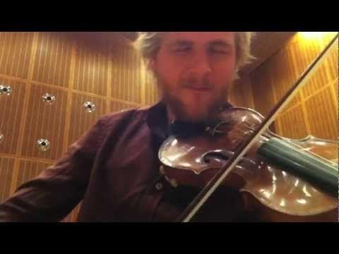 Beautiful Danish folk song: The Danish String Quartet plays Sønderho bridal trilogy - part II (danish trad.)