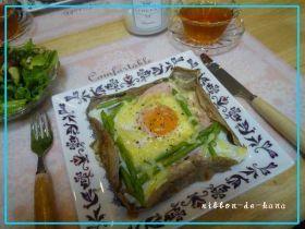 「そば粉クレープ(ガレット)」Kana | お菓子・パンのレシピや作り方【corecle*コレクル】