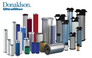 Donaldson Compressed Air Filtration Full Range of Compressed Air Filters  Donaldson has a rich history of air filtration, and they strive to continuously incorporate this knowledge into their compressor products.
