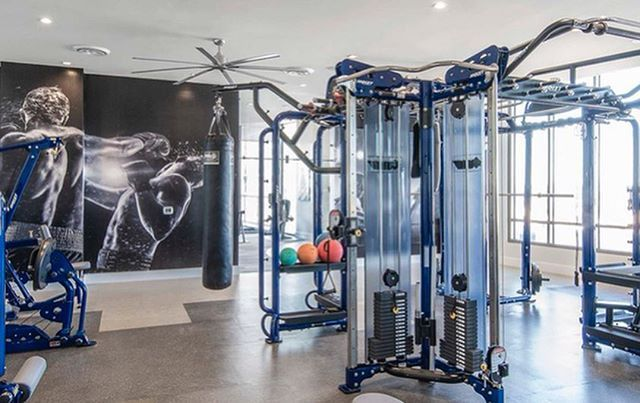 New Featured Install At The 23 Victory Park In Dallas Texas Usa Luxury Apartments Need The Premium Equi Luxury Apartments Hoist Fitness Apartment Needs