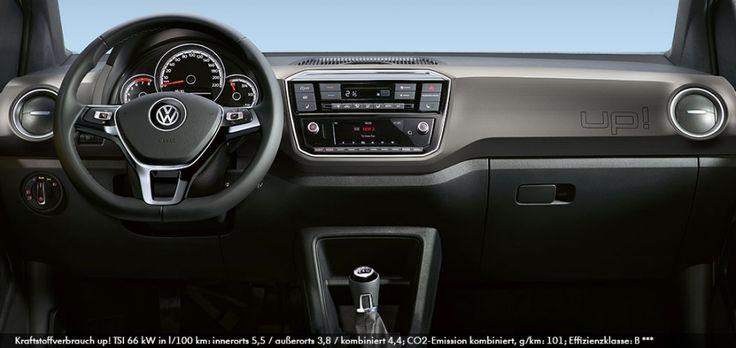 Volkswagen up! - große Bildergalerie des kleinen VW < Volkswagen up! Immer mittendrin.