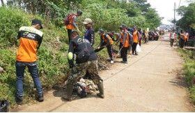 Aksi 1000 Relawan, Selamatkan Sungai Citarum