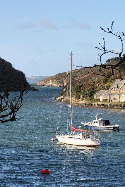River Yealm, Plymouth, Devon, England