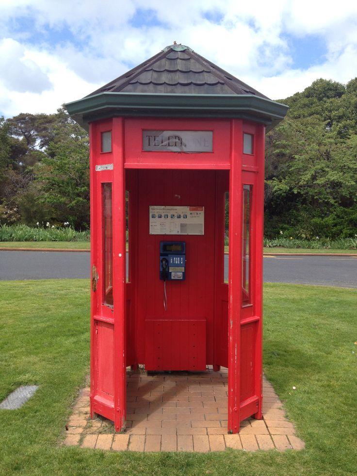 Rotorua Tardis lol