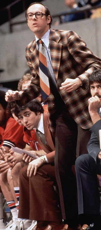 the early days ... with rick pitino on staff