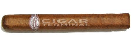 """The Rafael Gonzalez Petit Corona is a Habanos delight, a light bodied Mareva, 5'1"""" (129mm) long, of 42 ring gauge, and comes in a 25 cigars box. This is a very mild cigar, however very rich in flavors with an excellent construction. Produced in limited amounts, this cigar has all the more consistency in quality. It is a perfect small cigar for a morning break or a lazy afternoon. If you have a chance to get your hands on it, do not miss it."""